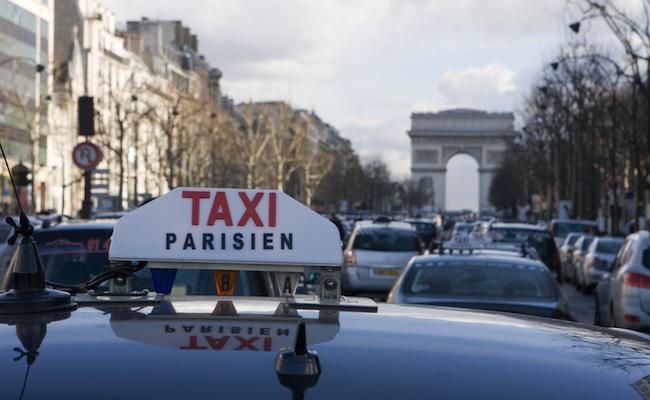 service de taxi- moto
