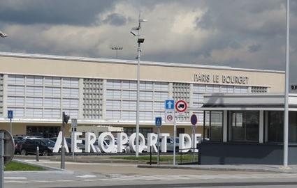 Taxi moto aéroport le Bourget