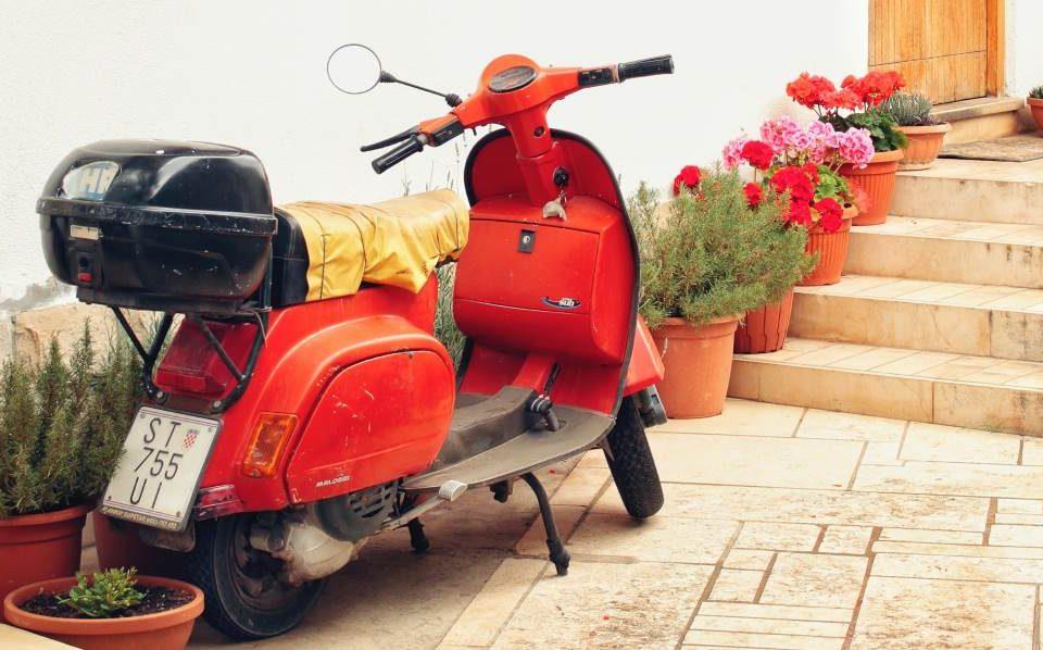 vacances avec un moto taxi
