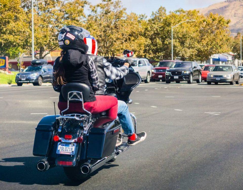transport en taxi moto